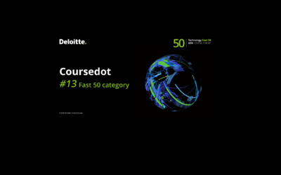 Coursedot is among Central and Eastern Europe's fastest rising technology companies, according to Deloitte
